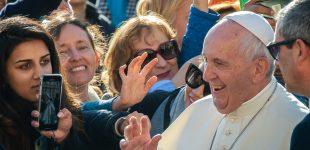 Pape François : culinaire ou sexuel, le plaisir est « simplement divin » Publié le 23/09/2020