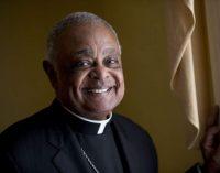 Le pape François nomme le premier cardinal noir d'Amérique.(Publié le 27 oct. 2020)