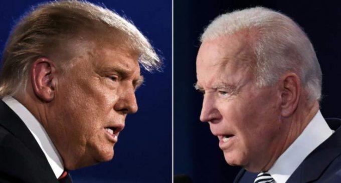 Face-à-face Trump-Biden: ça, c'est du bon débat! ( Publié le 02/10/2020.)