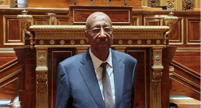 Georges Patient, vice-président du Sénat : « Profiter de cette place pour faire prendre en considération les réalités et spécificités ultramarines»  .(Publié le 27 oct. 2020)