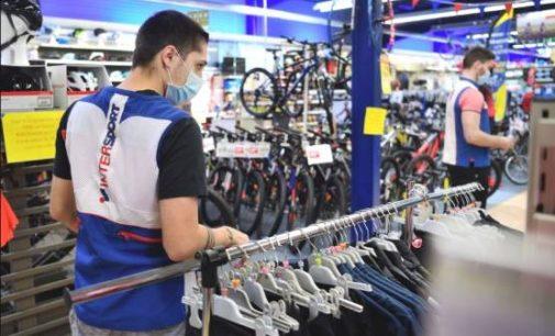 Les magasins de sport ne fermeront pas en Haute-Loire