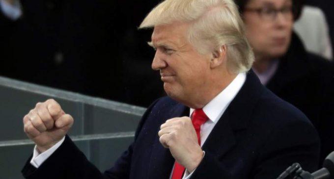 La folie géopolitique de Trump . (Publié le 16 oct. 2020.)