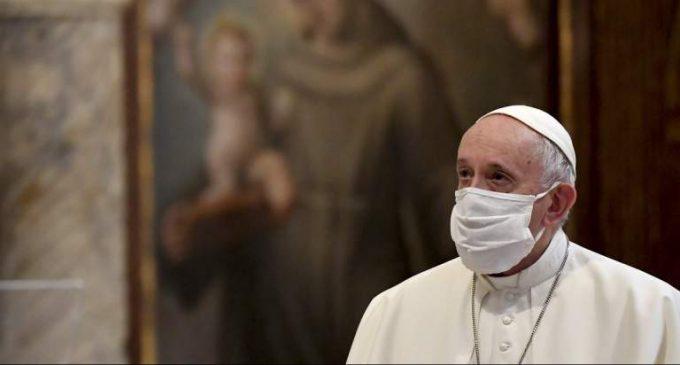 Ce que le pape François a vraiment dit sur l'union des couples homosexuels. (Publié le 23oct.)