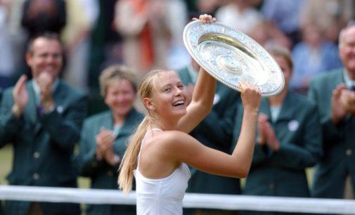 Maria Sharapova annonce sa retraite : retour sur une vie de championne en images