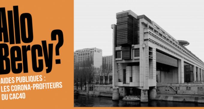 Allô Bercy : ces entreprises du CAC40 qui profitent sans contrepartie des aides publiques Covid