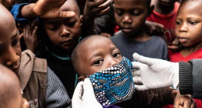 « Peu de malades ont développé des formes graves du Covid-19 en Afrique »
