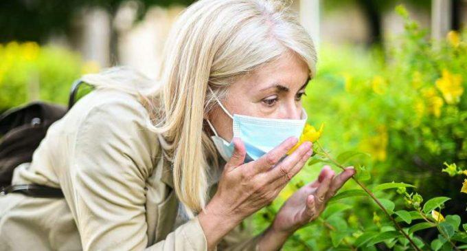 Coronavirus : la perte de l'odorat ne serait pas une mauvaise nouvelle finalement