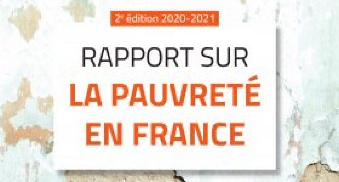 Le « Rapport sur la pauvreté en France 2020-2021 »