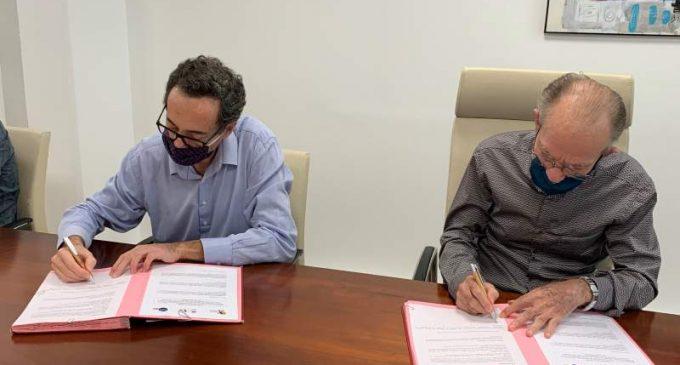 La CTM signe 2 conventions avec l'IPGP    pour une observation volcanologique et sismique optimale en Martinique