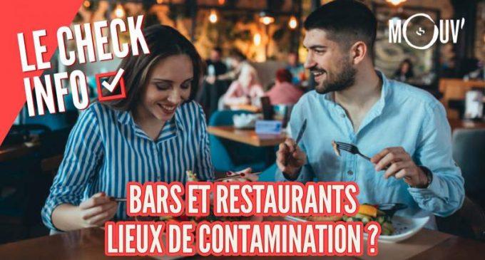 Les Bars de hauts lieux de contamination ?