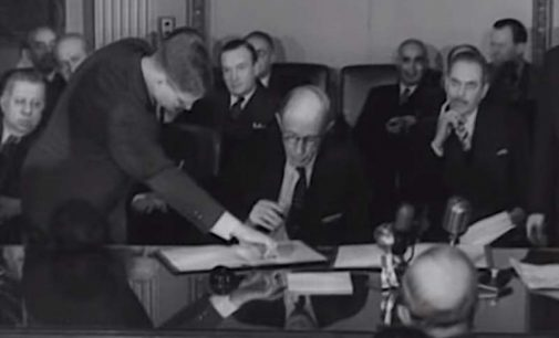 Il y a 75 ans, la « vraie » signature du traité de Bretton Woods