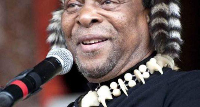 Le roi des Zoulous propriétaire d'un dixième des Sud-Africains