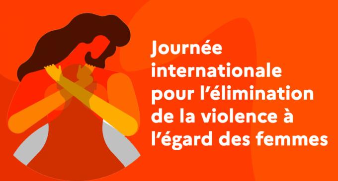 Journée internationale pour l'élimination de la violence à l'égard des femmes : état du droit