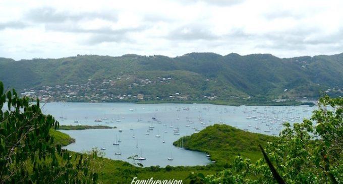 Notre Martinique…Au Marin, les sursauts de l'histoire.