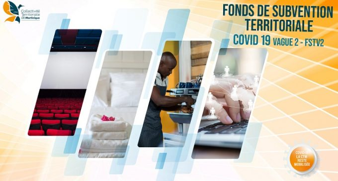 COVID-19 ǀ Fonds de Subvention Territoriale Vague 2 (FSTV2)