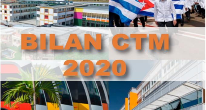 Bilan de la CTM 2020: Des stratégies en réponse à l'urgence et à l'inconnu