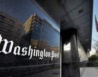 Le Washington Post annonce l'équipe de la Maison Blanche 2021