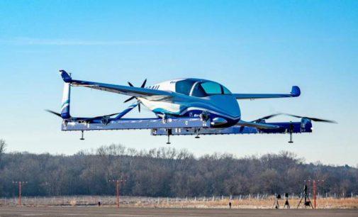 Paris 2024 : les premiers taxis volants survoleront l'Île-de-France dès cet été