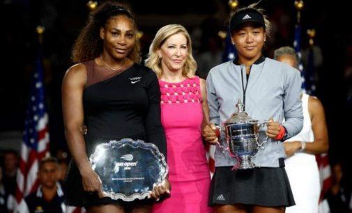 Naomi Osaka: «J'admire vraiment Serena Williams»