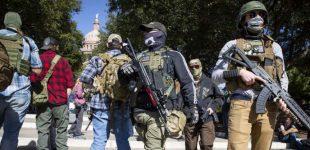 Aux États-Unis, la formation paramilitaire est devenue une industrie