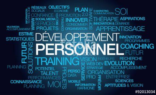Le développement personnel.
