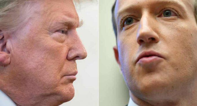 La «cour suprême»de Facebook se prononce sur la décision de suspendre Trump