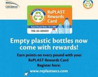 Sainte-Lucie: Premier point de collecte RePlast (RCP) hors de la marque