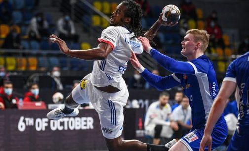 Mondial de hand : portés par le Martiniquais Acquevillo, les Bleus battent l'Islande.