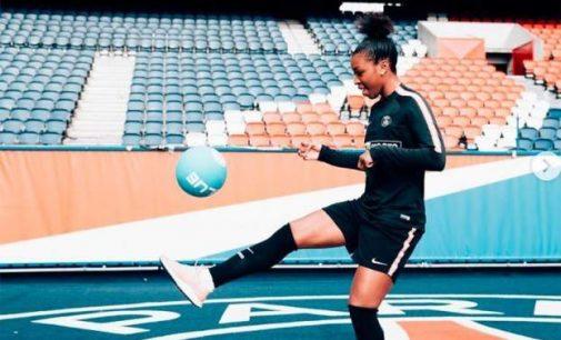 Lés inégalités et le sport: les filles et le foot.