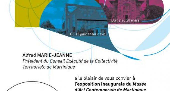 Exposition inaugurale du Musée d'Art Contemporain de Martinique