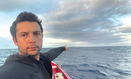Défi : Traversée de l'Atlantique à la rame de Guirec Soudée des Canaries à Saint-Barth !