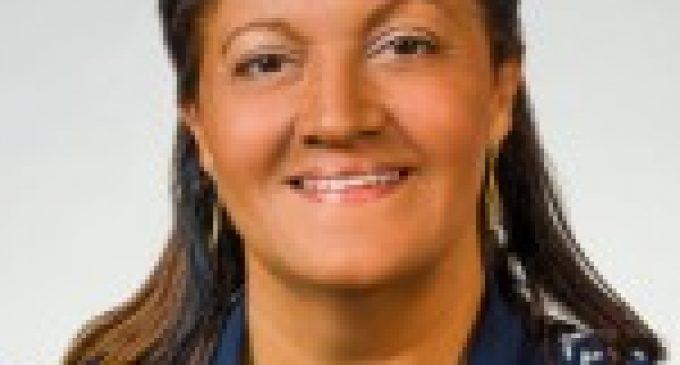 Sylvia Saihsootane apporte son total soutien à Karine Mousseau.