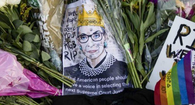 La mort de Ruth Bader Ginsburg questionne la démocratie américaine