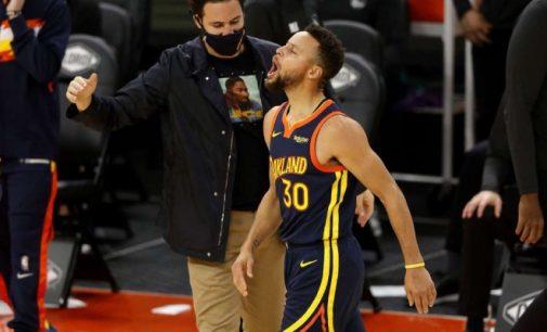 NBA – Inarrêtable, Steph Curry fait du jamais vu en 25 ans depuis Jordan !
