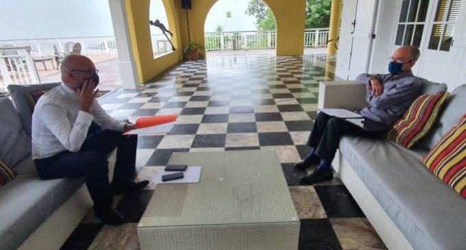 Plaidoyer pour Accord territorial de relance pour la refondation de la Martinique