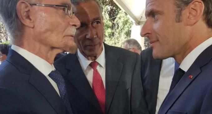 Chlordécone: Macron répond à Alfred Marie-Jeanne.
