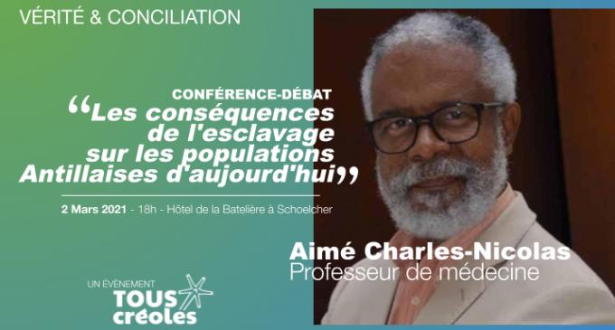 VÉRITÉ & CONCILIATION – INVITATION Conférence-débat mardi 2 Mars à 18h à l'Hôtel de la Batelière