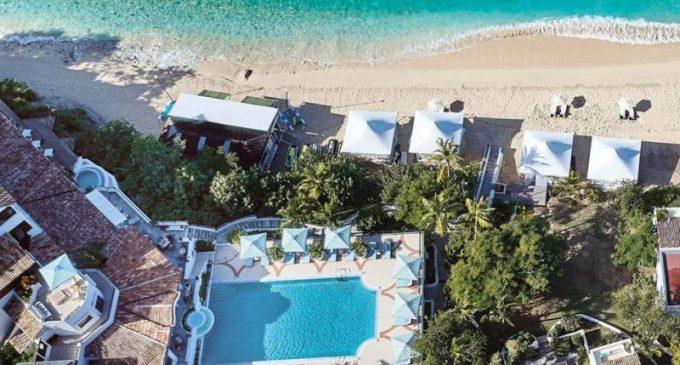 Le meilleur hôtel de luxe de St Martin vient de rouvrir.