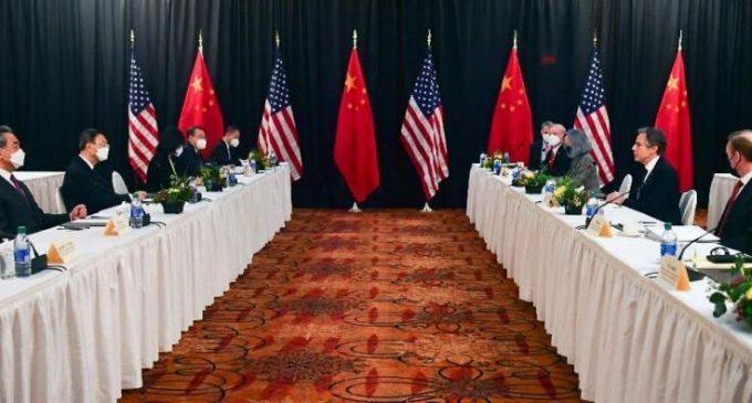 Chine – États-Unis: rencontre glaciale en Alaska