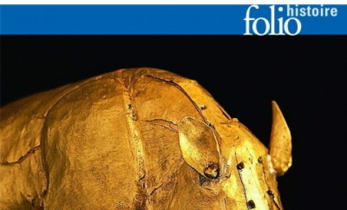 Le rhinocéros  d'or.