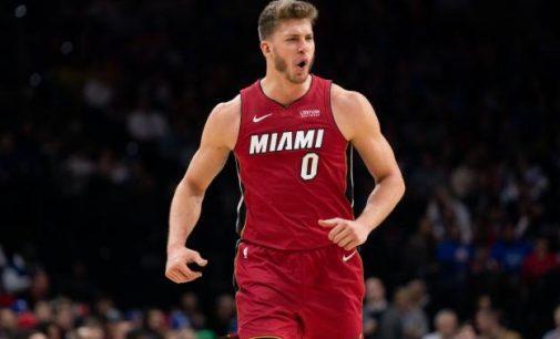 Miami Heat : Meyers Leonard écope d'une amende de 50 000 dollars pour propos antisémites