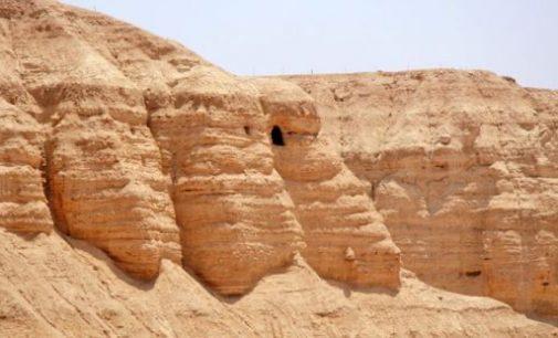 Historique, un manuscrit biblique vieux de 2.000 ans retrouvé dans le désert de Judée