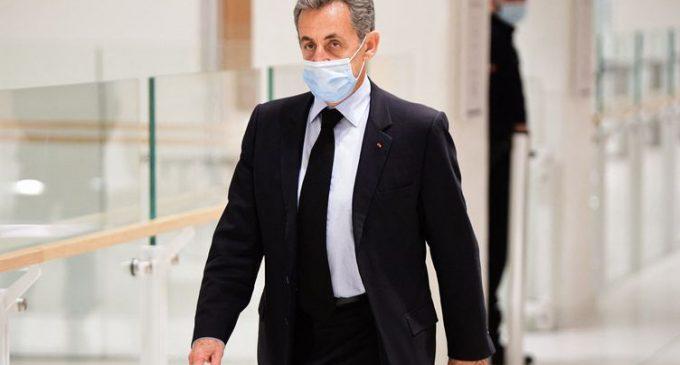Sarkozy condamné: lés réactions.