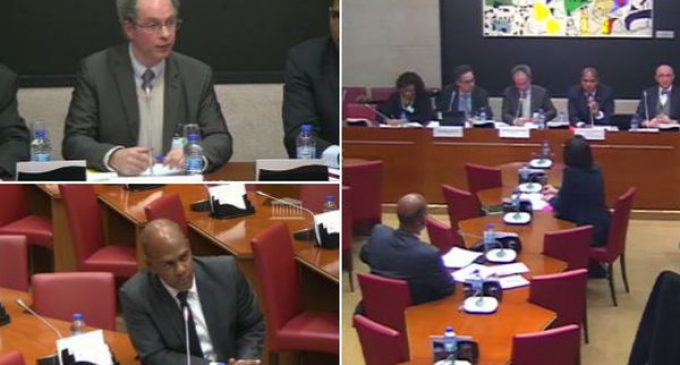 Serge Letchimy: Le dépistage du taux de chlordécone dans le sang est gratuit à partir d'aujourd'hui pour tous les Martiniquais.
