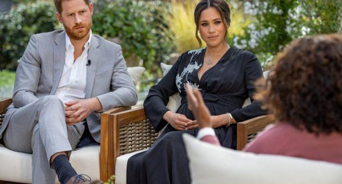 L'interview d'Harry et Meghan fait trembler la monarchie britannique