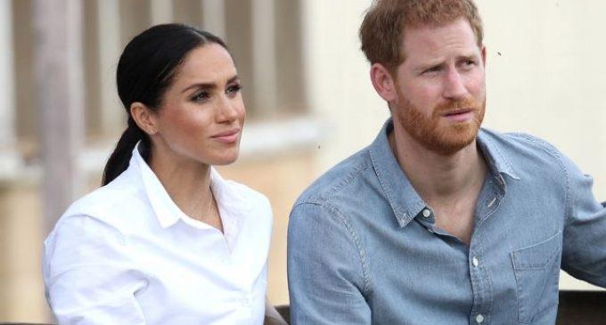 Le prince Harry et la duchesse Meghan condamnent les «pratiques prédatrices» après que le tabloïd ait payé pour des données privées «illégales»