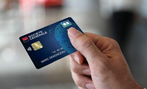 Carte bancaire : forte hausse du paiement sans contact