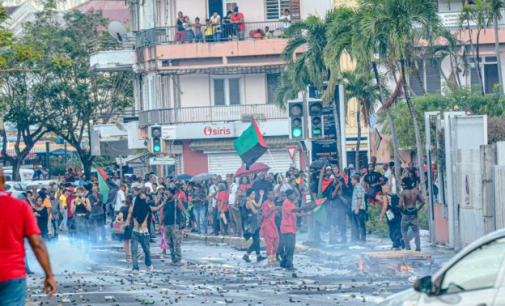 « De l'activisme mémoriel à la violence symbolique : où va la Martinique ? »