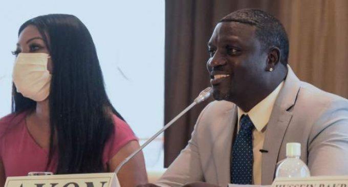 Akon veut construire une smart city pharaonique au Sénégal