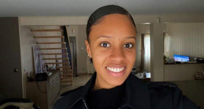 Iliana Rupert draftée au premier tour de WNBA par les Las Vegas Aces